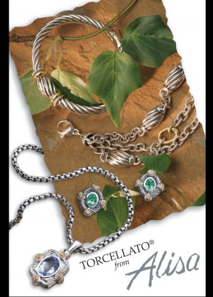 Alisa Jewelry – Torcellato® Postcard