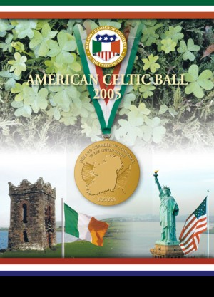 American Celtic Ball – Journal Cover