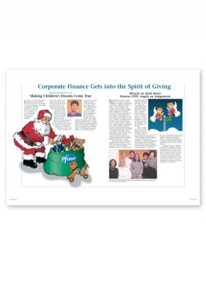 Pfizer Financial Exchange - Internal Corporate Newsletter