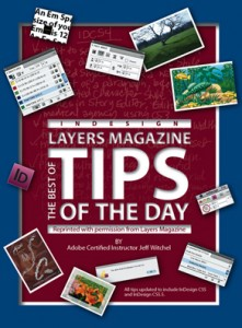 The Best Of Layers Magazine Tip Of The Day: InDesign